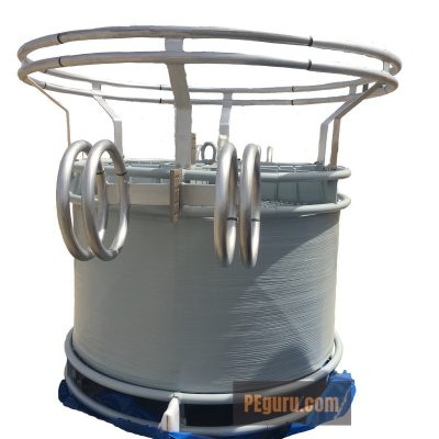 Wave Trap with Corona Fittings