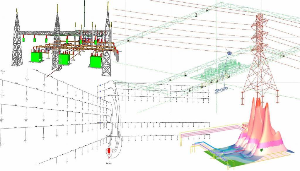 Power Substation Design Calculations - A Checklist of 18 Studies for