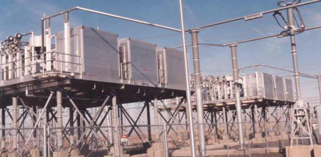 Thyristor Controller Series Capacitor